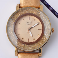 High quality fashion ladies watch Made With Swarovski Elements