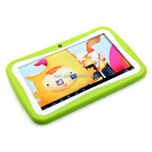 Cheapest RK3026 Dual Camera 512MB 4GB Desktop Pc Download Chinese Android Tablet Games Kids Tablet