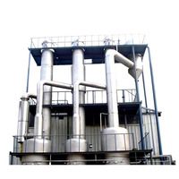 Hot sale energy-saving falling film evaporator for low viscosity products