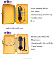 kntech water proof phone ip67 grade voip/analogue telephone