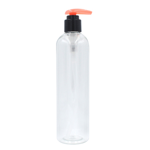 300ml hand washing liquid bottle with lotion pump plastic PET empty bottle 300ml for body wash shampoo