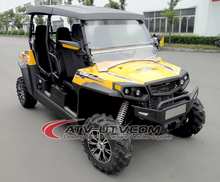 Chinese street legal utility vehicles four wheeler 4x4 farm quad buggy