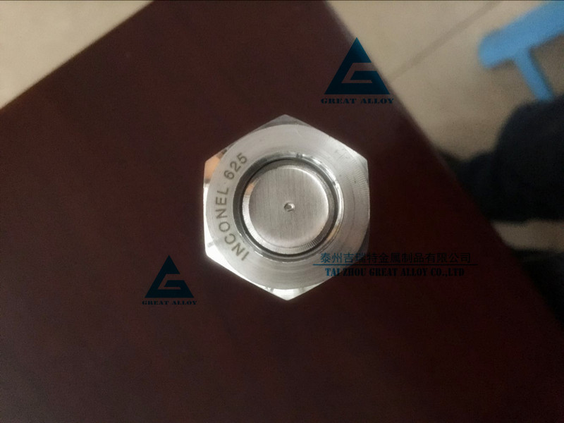 Alloy59 UNS N06059 fasteners stud bolts EN2.4605 alloy 28/ 1.4563