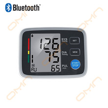 Fully automatic bluetooth electronic omron upper arm blood pressure monitor
