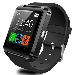 U8 Smart Watch Phone / Wrist Watch Mate With IOS And Android Smart Phone