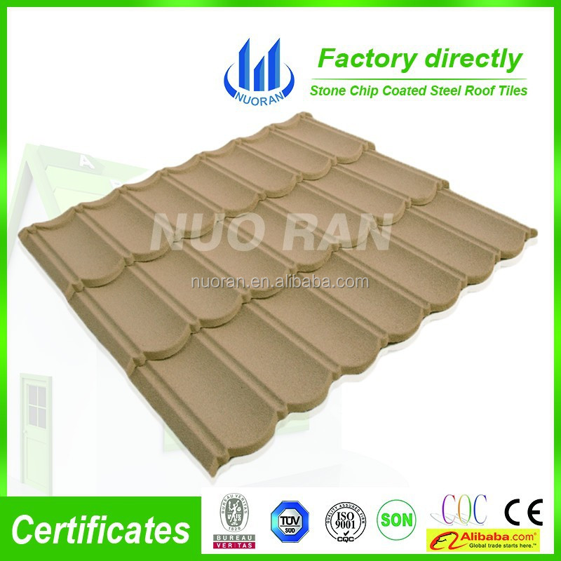 1340*420mm high quality Laminated asphalt roof/decorative metal roofing tile