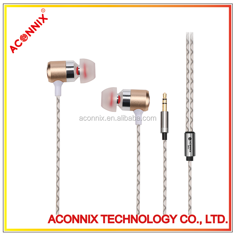 Fashionable Design Mobile Phone Use and In-Ear Style earphone