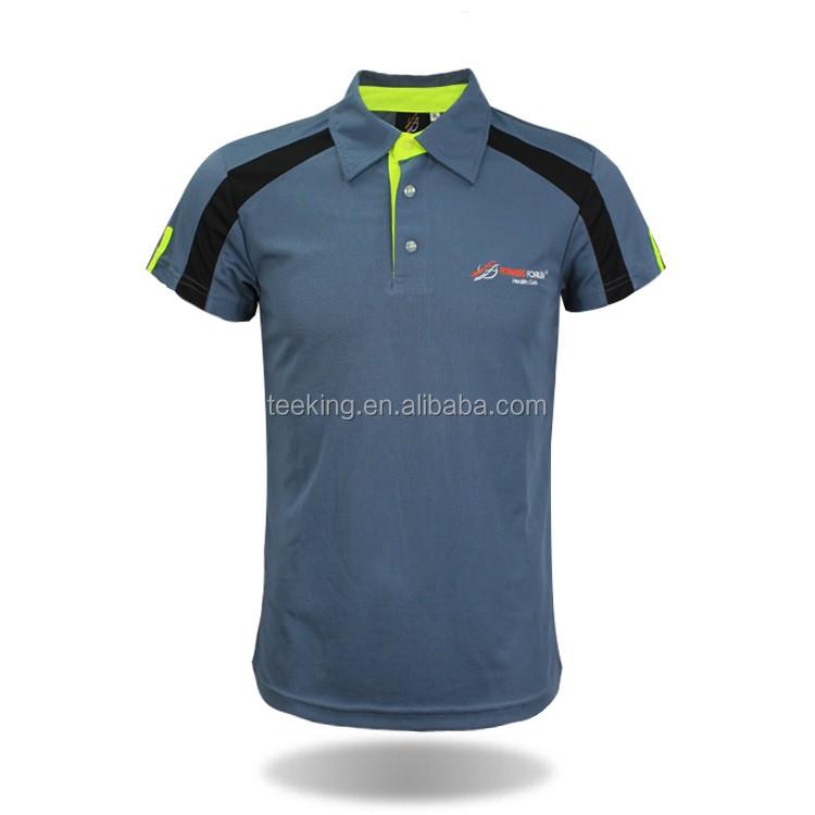 new delicate design custom polo shirt outdoor sport shirts