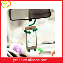 New products 2015 innovative product car accessories smart phone stand