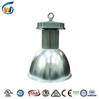 High effiency top level high bay led pipe cooling fins