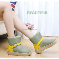 CATWALK-B-11030-1women ankle boots cheap warm snow boots/2014 boots women /fashion shoes alibaba china shoe factory