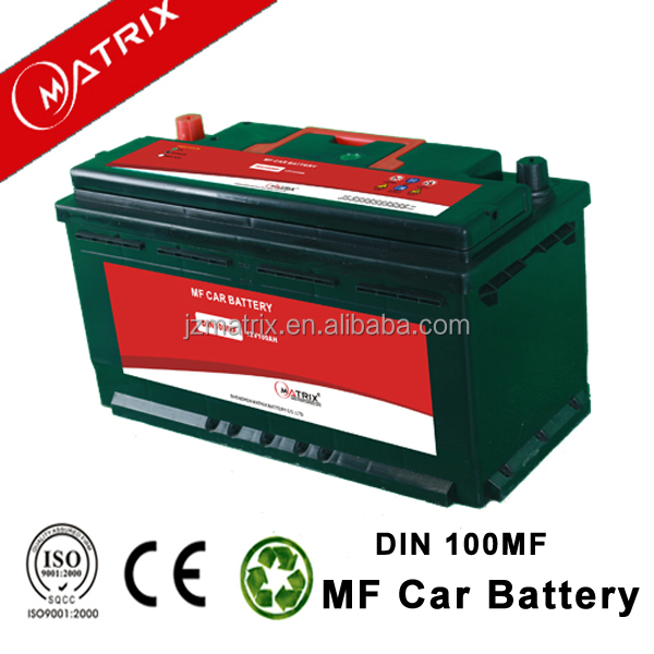 SRLA automotive Battery 12V 100AH