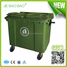 JIE BAOBAO! FACTORY MADE HDPE OUTDOOR 660L PRESSURIZED SHIPPING CONTAINER MANUFACTURE