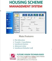 Housing Scheme Management System