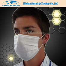 Disposable Breathable Face Mask for Tattoo Studio, 3 ply Nonwoven Surgical Face Mask, DisposableFace Mask for Electronic Factory
