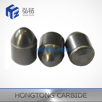 Carbide buttons made of Cemented carbide for geology and mine