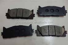 For TOYOTA Sienna/ Highlander/ RX350 brake pads oem 04465-0E010