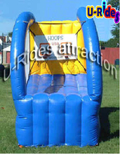 folding simulation basketball shots Inflatable Sports Game