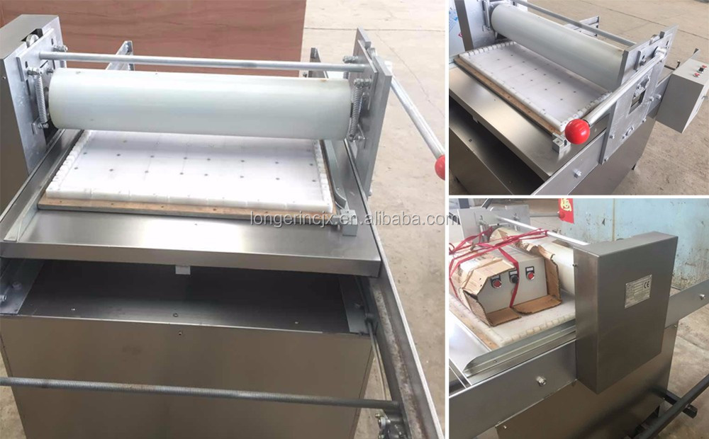 CE Approved High Quality Manual Nougat Making Machine for Sale