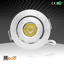 retrofit dimmable led recessed light for RESIDENSIAL WD-DL02-3W