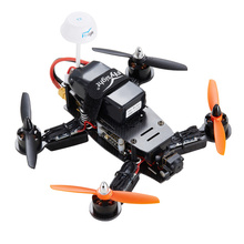 China wholesaler quadcopter 2.4g 4-axis aircraft quadcopter racer 250 fpv drone