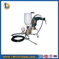 high pressure water injection pump/grout pumps for sale/ hand grout pumps for construction industry