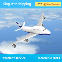 from shenzhen or guangzhou to MONTREAL CANADA air or courier service