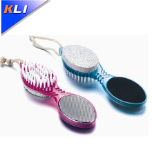 Massager product nail tools plastic foot cleaning scrub brush