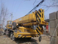 2015 hot sale used crane tadano 120 ton Japan crane for sale in Shanghai China