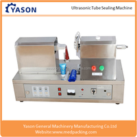 Automatic Toothpaste Tube Sealing Machine Cosmetics Tube Sealing Machine