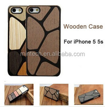 Wooden case For iPhone 5 5s 5c for iphone 6 6 plus 6s 6s plus