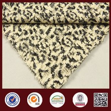 china supplier fashion design CVC fabric closeout with metalic