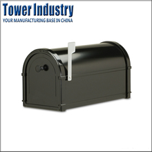 China Supplier Outdoor America Mailbox US Letterbox