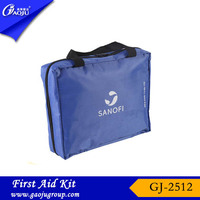 Emergency basic durable empty first aid kit box manufacturer