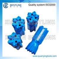Europe quality drill bit for rock drilling with exprot quality