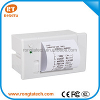 58mm Panel Mount embedded Thermal Printer/Mini size bus ticket pritner/Taximetter with printer for bill printing
