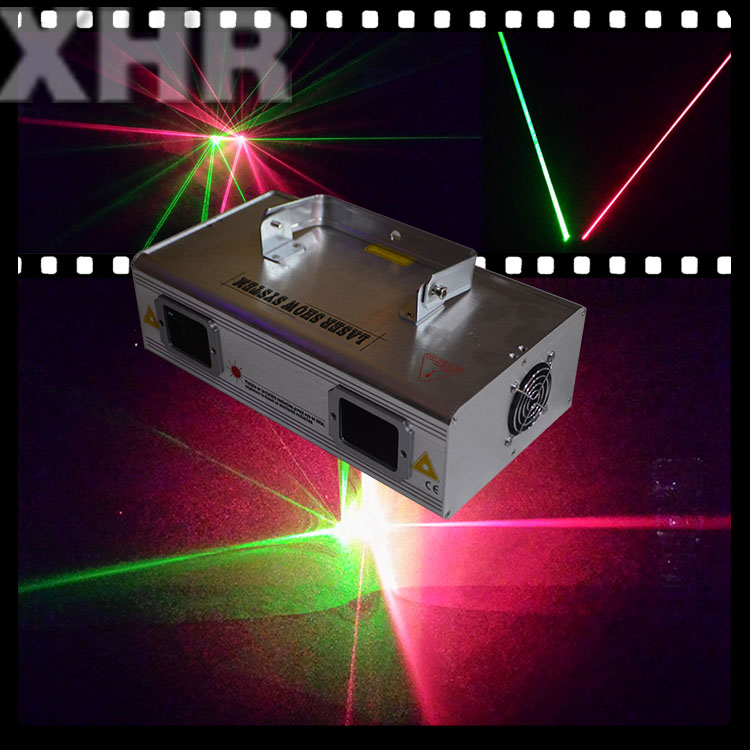 mini laser disco lighting,double head RG laser effect light