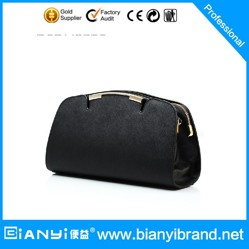 Made in China Western Style Handbags Wholesale/ Genuine Leather Lady Designer Hand Bag