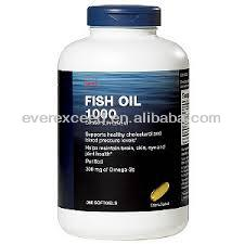 nice quality omega 3 fish oil softgel