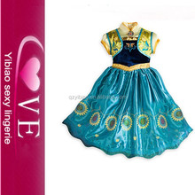 Costume Princess Dress Frock Design For Baby Girl Party Wear Western Baby Girl Summer Dress