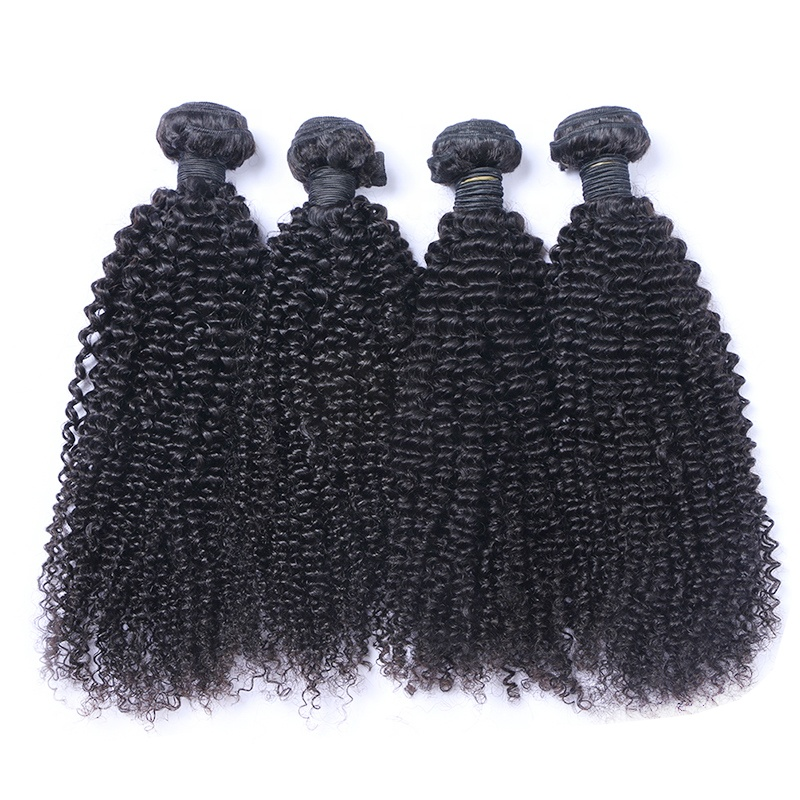 Best Wholesale Virgin Hair Supplier Brazilian Remy Human Hair Kinky Curly Weave