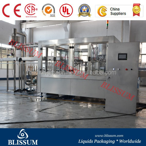 Trustworthy water manufacturing machines for PET Bottle