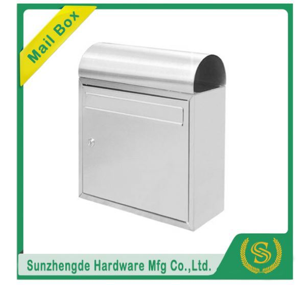 BTB SMB-008SS China whole sale market Embedment Home Mailoutdoor Newspaper Box Hot On Sale