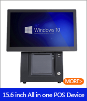 Tcang 15 inch cash registers touch screen windows 10 pos retail system supermarket
