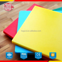 New antibacterial color coding chopping board With great quality