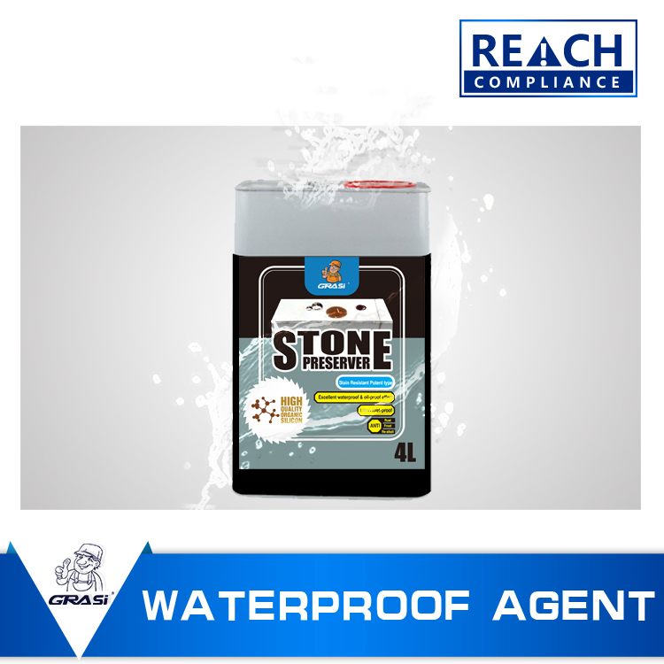 WH6989 stain removal anti - oil agent waterproofing coating for stone materials