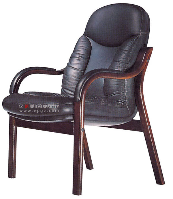 School President Leather Chair
