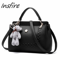 Top sell fashion lady leather handbag sets chinese import export companies made in china online shopping