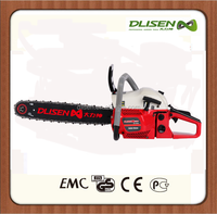 18 in. 45 cc Professional Grade Chainsaw, gas, gasoline, powered, engine, chain