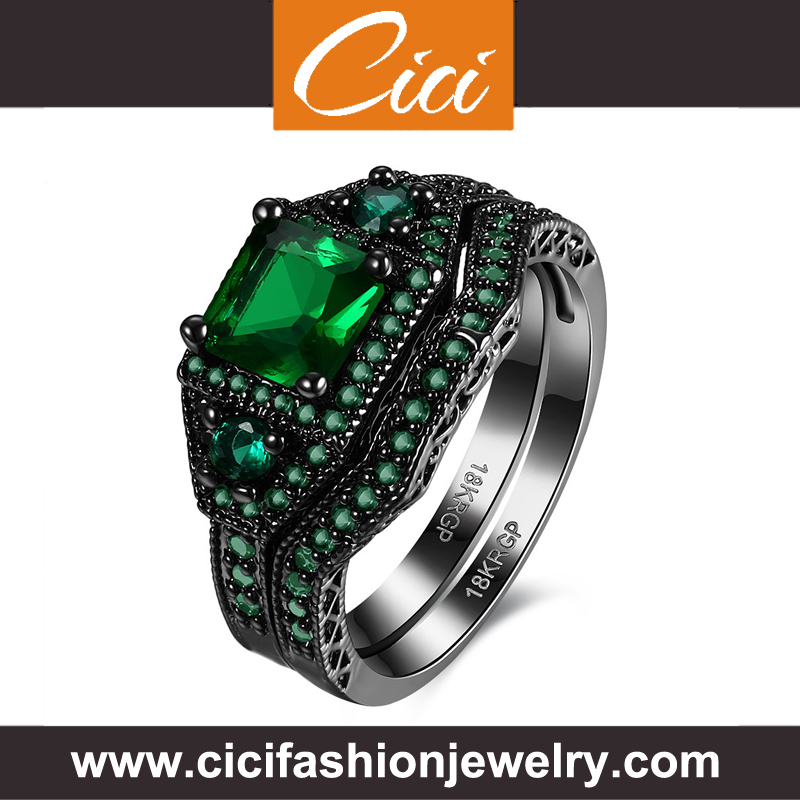 Wholesale Jewellery Sale Ring Designs Emerald Ring Rings For Women